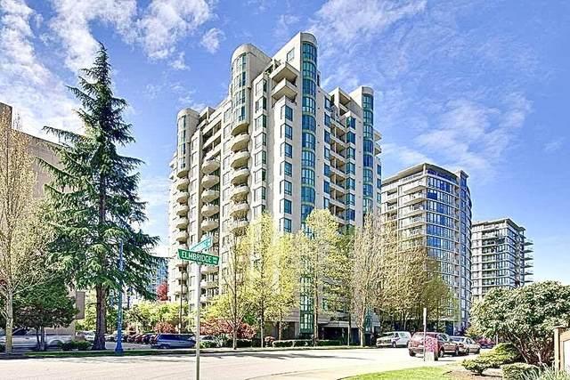 7380 Elmbridge Way #803, Richmond, BC V6X 4A1 (#R2605595) :: Premiere Property Marketing Team