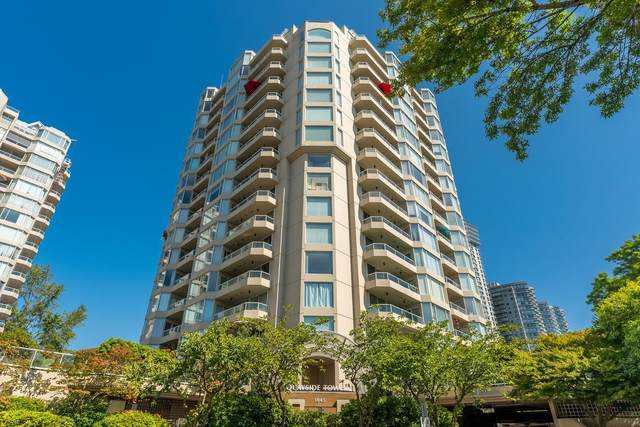 1045 Quayside Drive #1705, New Westminster, BC V3M 6C9 (#R2605598) :: Premiere Property Marketing Team
