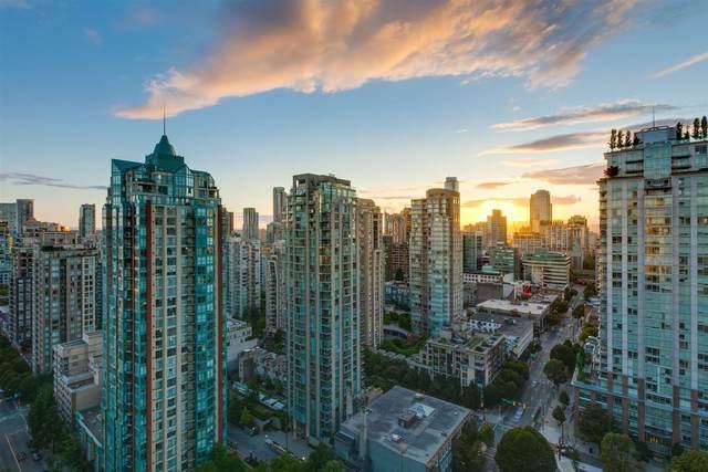 888 Homer Street #2801, Vancouver, BC V6B 0H7 (#R2605625) :: Premiere Property Marketing Team