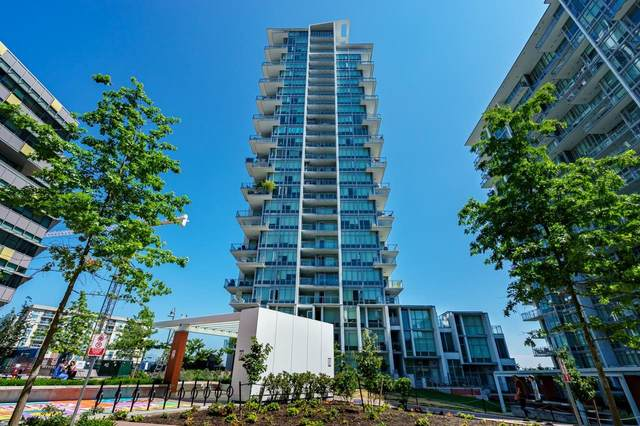 258 Nelson's Court #503, New Westminster, BC V3L 0J9 (#R2605651) :: Ben D'Ovidio Personal Real Estate Corporation   Sutton Centre Realty