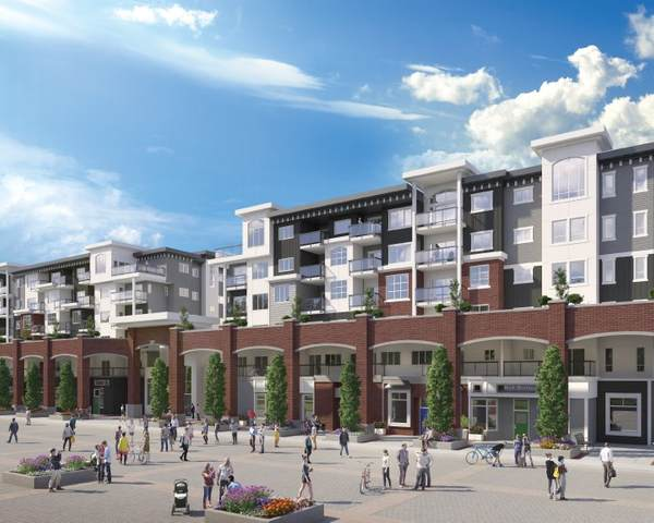 2180 Kelly Avenue 404A, Port Coquitlam, BC V0V 0V0 (#R2605652) :: Ben D'Ovidio Personal Real Estate Corporation | Sutton Centre Realty