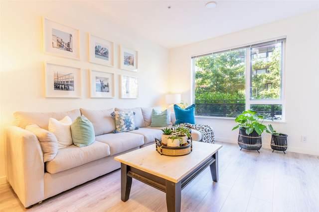 3138 Riverwalk Avenue #111, Vancouver, BC V5S 0B6 (#R2605655) :: Ben D'Ovidio Personal Real Estate Corporation | Sutton Centre Realty