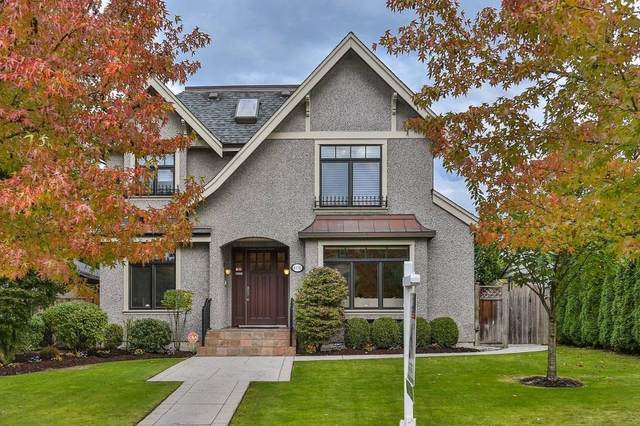 4338 Townley Street, Vancouver, BC V6L 2G6 (#R2605658) :: Ben D'Ovidio Personal Real Estate Corporation | Sutton Centre Realty