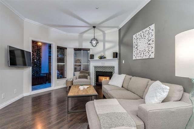 511 W 7TH Avenue #123, Vancouver, BC V5Z 4R2 (#R2605703) :: Ben D'Ovidio Personal Real Estate Corporation   Sutton Centre Realty