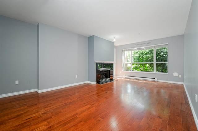 2558 Parkview Lane #109, Port Coquitlam, BC V3C 6L8 (#R2605708) :: Ben D'Ovidio Personal Real Estate Corporation | Sutton Centre Realty