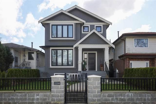 2254 E 45TH Avenue, Vancouver, BC V5P 1N8 (#R2605711) :: Ben D'Ovidio Personal Real Estate Corporation   Sutton Centre Realty