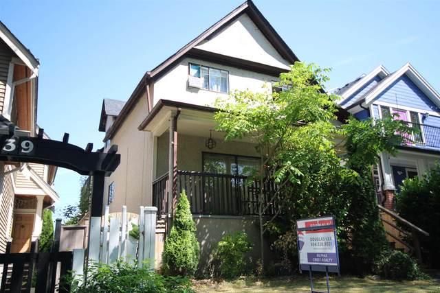 743 E 15TH Avenue, Vancouver, BC V5T 2R8 (#R2605716) :: Ben D'Ovidio Personal Real Estate Corporation   Sutton Centre Realty