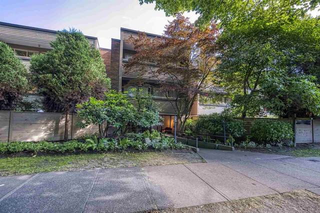 1777 W 13TH Avenue #214, Vancouver, BC V6J 2H2 (#R2605717) :: 604 Realty Group