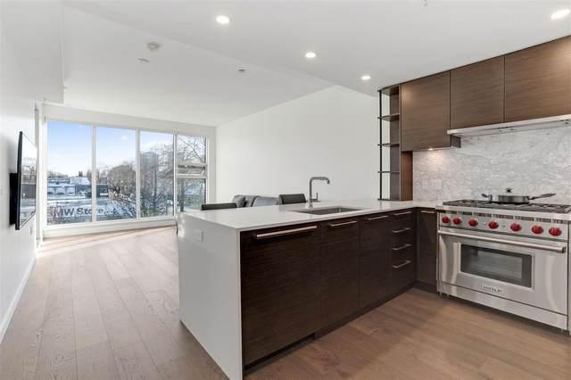 1819 W 5TH Avenue #304, Vancouver, BC V6J 1P5 (#R2605726) :: Premiere Property Marketing Team