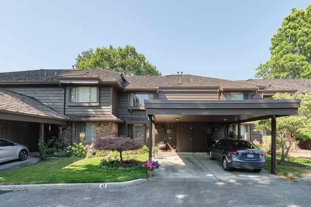 8111 Saunders Road #42, Richmond, BC V7A 4L9 (#R2605731) :: Initia Real Estate