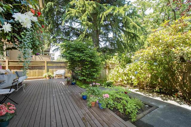 1235 W 15TH Avenue #105, Vancouver, BC V6H 1S1 (#R2605734) :: 604 Realty Group
