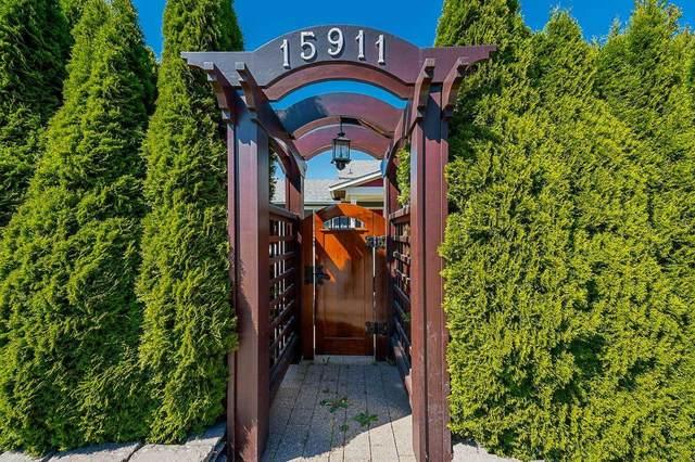 15911 16 Avenue, Surrey, BC V4A 1S2 (#R2605738) :: Ben D'Ovidio Personal Real Estate Corporation | Sutton Centre Realty