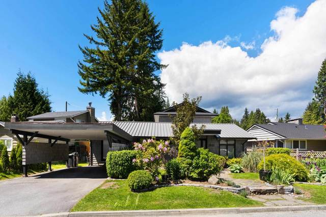 3035 Beverley Crescent, North Vancouver, BC V7R 2W4 (#R2605746) :: Ben D'Ovidio Personal Real Estate Corporation   Sutton Centre Realty