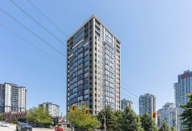 850 Royal Avenue #602, New Westminster, BC V3M 1A6 (#R2605748) :: Ben D'Ovidio Personal Real Estate Corporation   Sutton Centre Realty