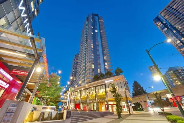 488 SW Marine Drive #1606, Vancouver, BC V5X 0C6 (#R2605749) :: Ben D'Ovidio Personal Real Estate Corporation | Sutton Centre Realty