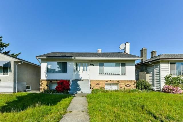 5779 Clarendon Street, Vancouver, BC V5R 3K4 (#R2605790) :: Ben D'Ovidio Personal Real Estate Corporation   Sutton Centre Realty