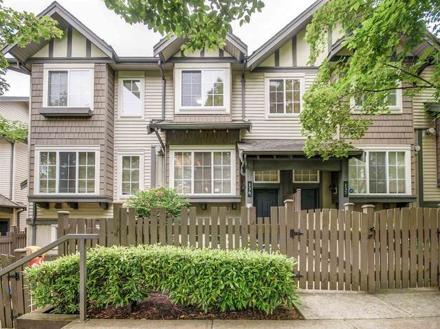 3288 Noel Drive #136, Burnaby, BC V3J 1J8 (#R2605792) :: Ben D'Ovidio Personal Real Estate Corporation   Sutton Centre Realty