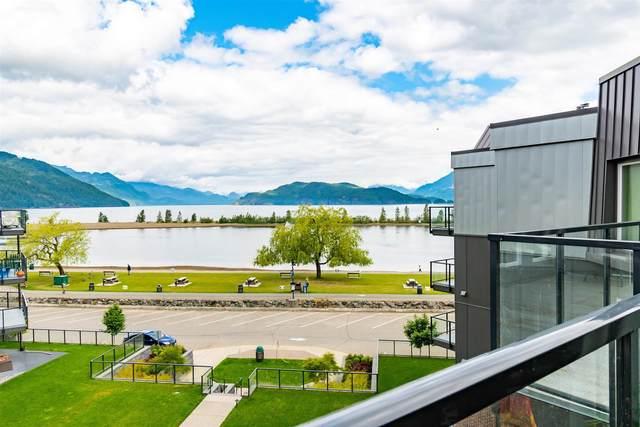 378 Esplanade Avenue #408, Harrison Hot Springs, BC V0M 1A3 (#R2605794) :: Ben D'Ovidio Personal Real Estate Corporation   Sutton Centre Realty