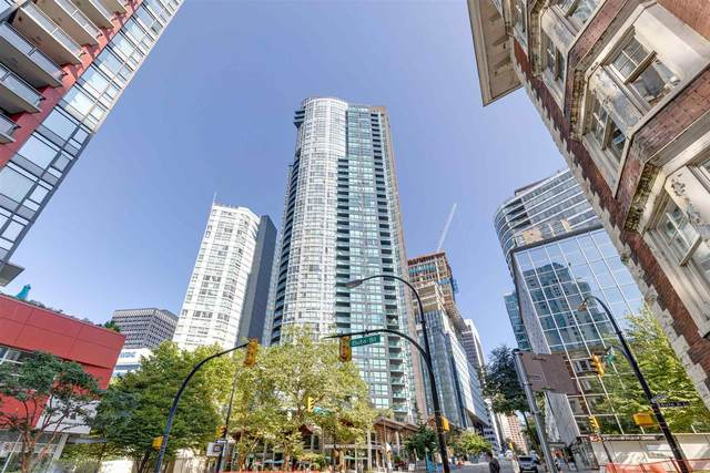 1189 Melville Street #801, Vancouver, BC V6E 4T8 (#R2605810) :: Ben D'Ovidio Personal Real Estate Corporation   Sutton Centre Realty