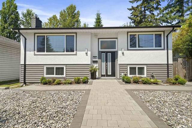 512 W 24TH Street, North Vancouver, BC V7M 2E1 (#R2605824) :: Initia Real Estate