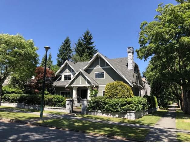 1401 Devonshire Crescent, Vancouver, BC V6H 2G5 (#R2605829) :: 604 Realty Group