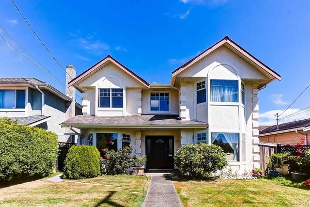 10126 Railway Avenue, Richmond, BC V7E 2B8 (#R2605835) :: Ben D'Ovidio Personal Real Estate Corporation   Sutton Centre Realty