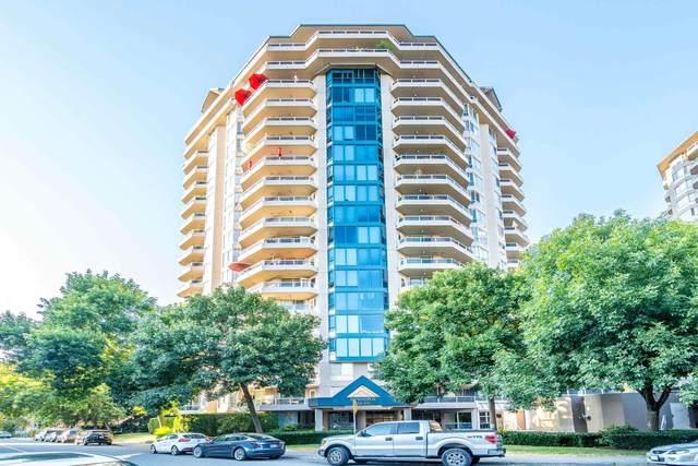 1245 Quayside Drive #1504, New Westminster, BC V3M 6J6 (#R2605856) :: Premiere Property Marketing Team