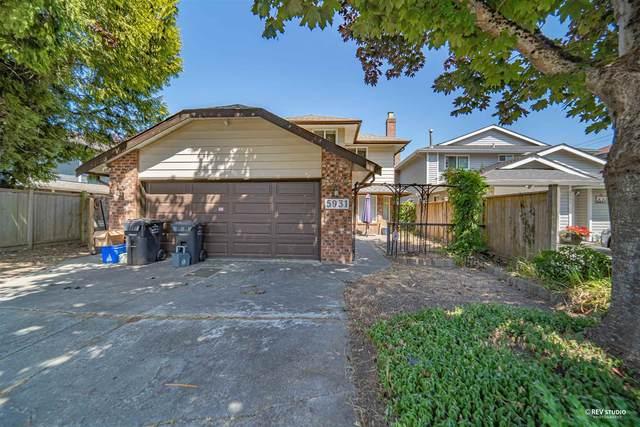 5931 Wallace Road, Richmond, BC V7E 5M6 (#R2605857) :: Ben D'Ovidio Personal Real Estate Corporation   Sutton Centre Realty