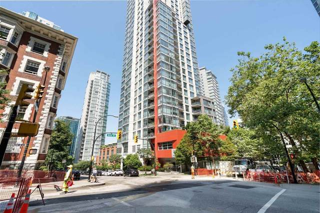 1211 Melville Street #807, Vancouver, BC V6E 0A7 (#R2605863) :: Ben D'Ovidio Personal Real Estate Corporation   Sutton Centre Realty