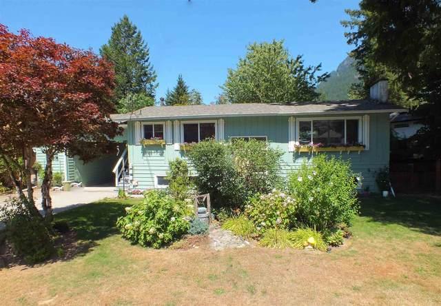 65963 Park Avenue, Hope, BC V0X 1L1 (#R2605889) :: Ben D'Ovidio Personal Real Estate Corporation   Sutton Centre Realty
