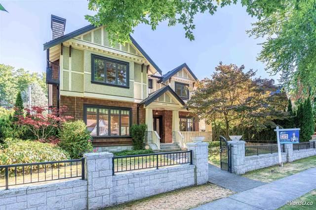 2450 W 35TH Avenue, Vancouver, BC V6M 1J6 (#R2605893) :: Ben D'Ovidio Personal Real Estate Corporation | Sutton Centre Realty
