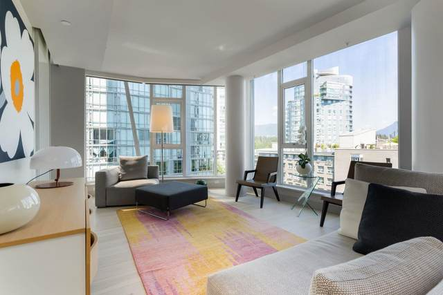 1499 W Pender Street #601, Vancouver, BC V6G 0A7 (#R2605894) :: Ben D'Ovidio Personal Real Estate Corporation   Sutton Centre Realty