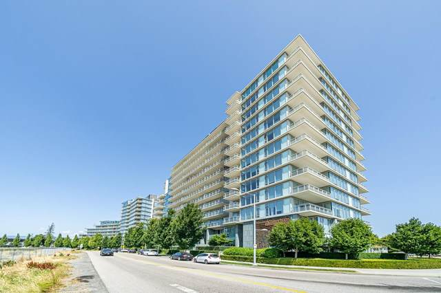 5177 Brighouse Way #409, Richmond, BC V7C 0A7 (#R2605913) :: Premiere Property Marketing Team