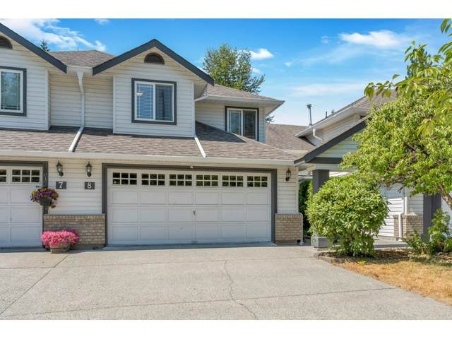 11355 Cottonwood Drive #8, Maple Ridge, BC V2X 2C6 (#R2605916) :: Ben D'Ovidio Personal Real Estate Corporation | Sutton Centre Realty