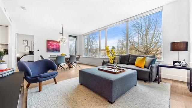 6333 West Boulevard #204, Vancouver, BC V6M 0C1 (#R2605921) :: Ben D'Ovidio Personal Real Estate Corporation   Sutton Centre Realty