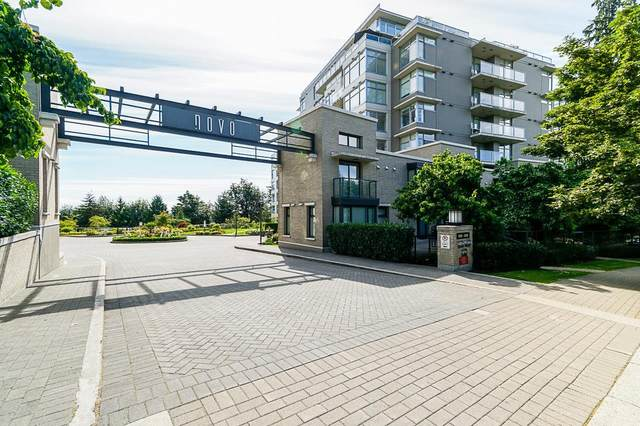 9288 University Crescent #404, Burnaby, BC V5A 4X7 (#R2605937) :: Ben D'Ovidio Personal Real Estate Corporation | Sutton Centre Realty