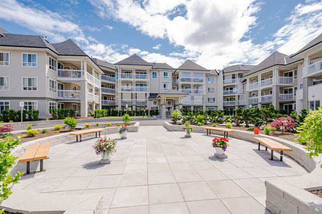 22022 49 Avenue #110, Langley, BC V3A 3R9 (#R2605939) :: 604 Realty Group