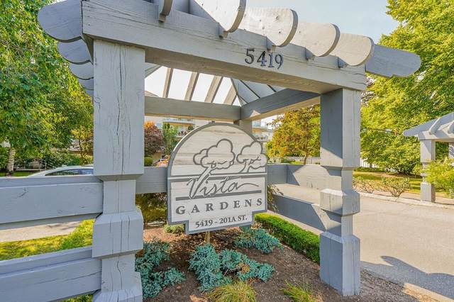 5419 201A Street #311, Langley, BC V3A 1S7 (#R2605957) :: 604 Realty Group