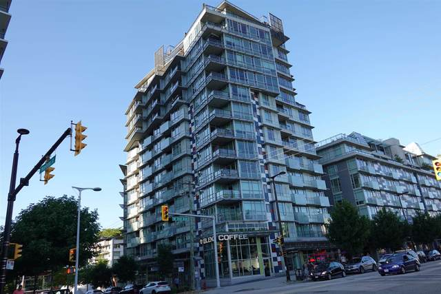 89 W 2ND Avenue #603, Vancouver, BC V5Y 0G9 (#R2605958) :: 604 Realty Group