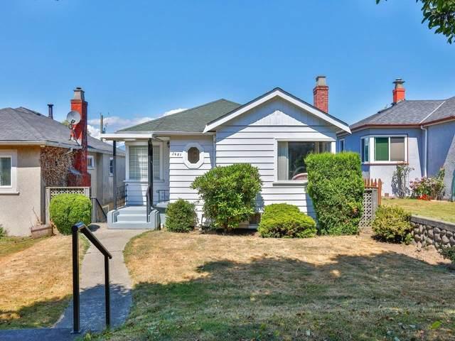 2681 E 4TH Avenue, Vancouver, BC V5M 1K5 (#R2605962) :: Macdonald Realty