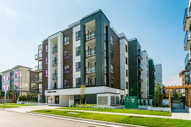 20838 78B Avenue 412B, Langley, BC V2Y 3M2 (#R2605965) :: 604 Realty Group