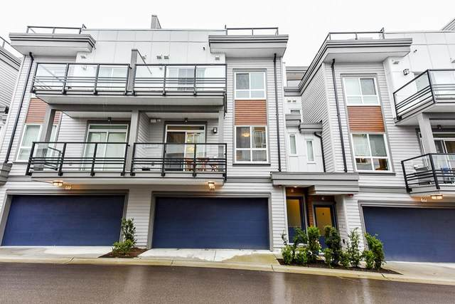 7947 209 Street #21, Langley, BC V2Y 2C8 (#R2605973) :: 604 Realty Group
