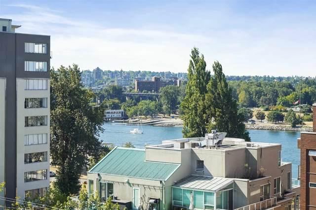 1436 Harwood Street #701, Vancouver, BC V6G 1X5 (#R2606000) :: Premiere Property Marketing Team