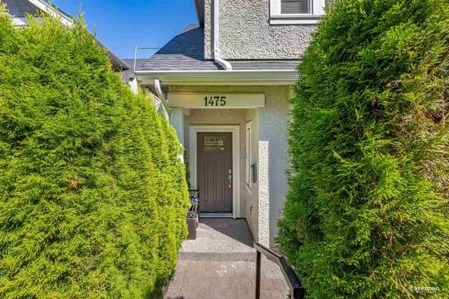 1475 E 20TH Avenue, Vancouver, BC V5N 2K5 (#R2606003) :: Macdonald Realty