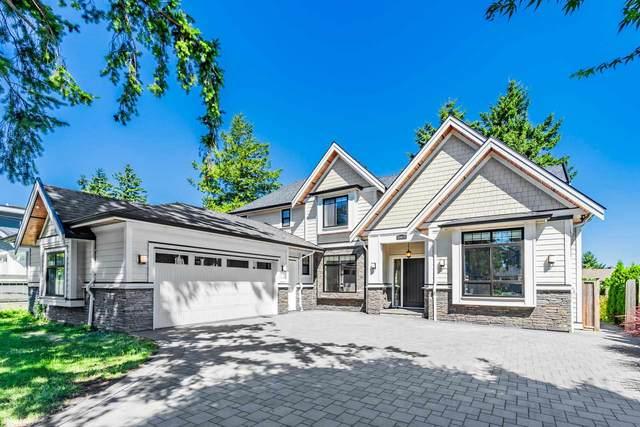 15471 18 Avenue, Surrey, BC V4A 1X1 (#R2606006) :: Ben D'Ovidio Personal Real Estate Corporation | Sutton Centre Realty