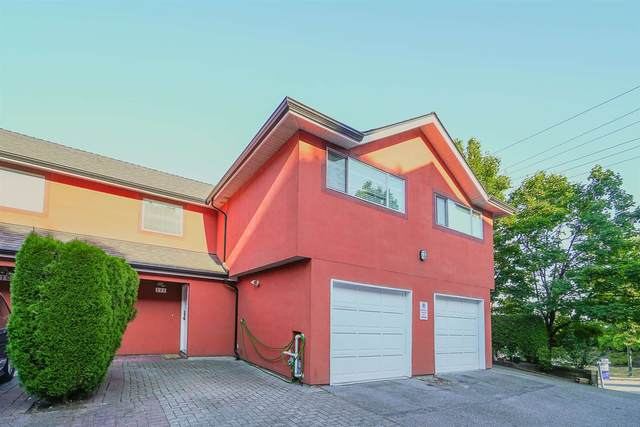 303 Cumberland Street #111, New Westminster, BC V3L 3G2 (#R2606007) :: Ben D'Ovidio Personal Real Estate Corporation   Sutton Centre Realty