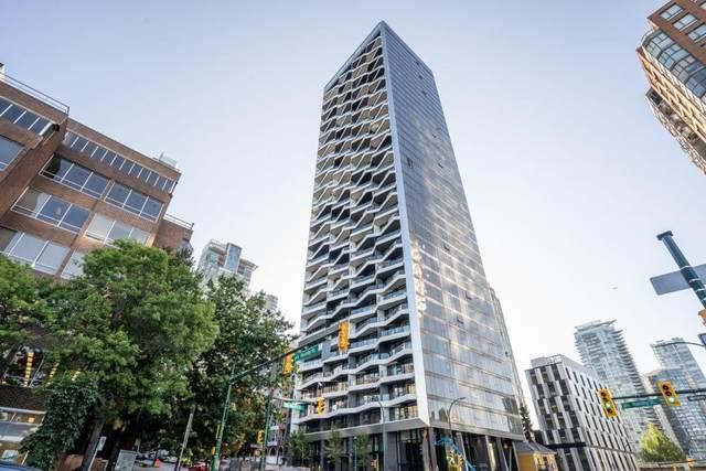 889 Pacific Street #1706, Vancouver, BC V6Z 1C3 (#R2606018) :: Premiere Property Marketing Team