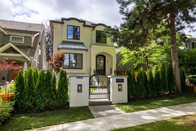 3380 W 28TH Avenue, Vancouver, BC V6S 1R9 (#R2606020) :: Ben D'Ovidio Personal Real Estate Corporation | Sutton Centre Realty