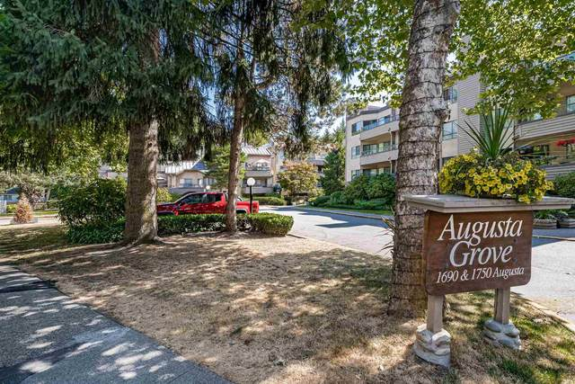 1690 Augusta Avenue G03, Burnaby, BC V5A 2V6 (#R2606032) :: Ben D'Ovidio Personal Real Estate Corporation | Sutton Centre Realty