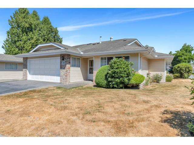 5051 203 Street #19, Langley, BC V3A 1V5 (#R2606036) :: Ben D'Ovidio Personal Real Estate Corporation   Sutton Centre Realty